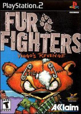 Copertina del gioco Fur fighters per PlayStation 2