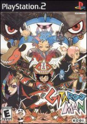 Copertina del gioco Gitaroo man per PlayStation 2