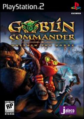 Copertina del gioco Goblin Commander per PlayStation 2