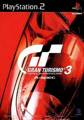 Immagine della copertina del gioco Gran Turismo 3 A-Spec per PlayStation 2