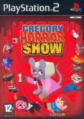 Copertina del gioco Gregory horror show per PlayStation 2