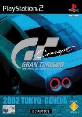 Immagine della copertina del gioco Gran turismo concept: Tokyo Geneva per PlayStation 2