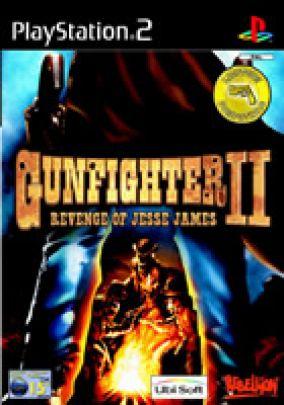Immagine della copertina del gioco Gunfighter 2:legend of jesse james per PlayStation 2