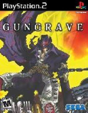 Copertina del gioco Gungrave per PlayStation 2