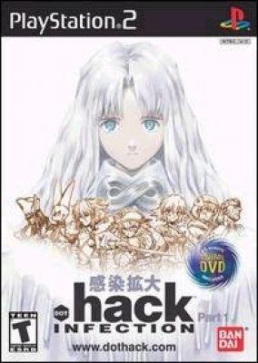 Immagine della copertina del gioco Hack Infection per PlayStation 2