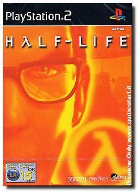 Immagine della copertina del gioco Half life per PlayStation 2