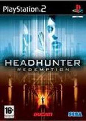 Copertina del gioco Headhunter Redemption per PlayStation 2