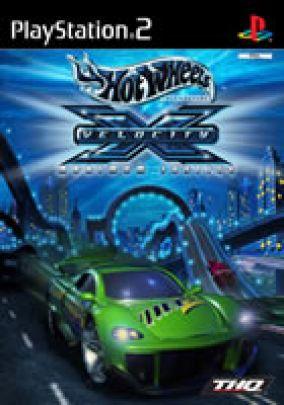 Copertina del gioco Hot Wheels: velocity x per PlayStation 2