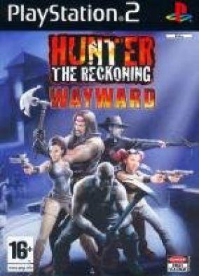 Copertina del gioco Hunter the reckoning Wayward per PlayStation 2
