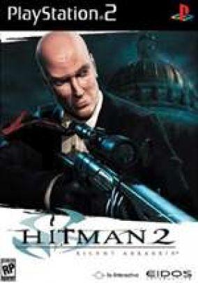 Copertina del gioco Hitman 2: Silent Assassin per PlayStation 2