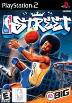 Copertina del gioco NBA Street per PlayStation 2