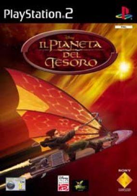 Copertina del gioco Il pianeta del tesoro per PlayStation 2