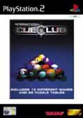 Copertina del gioco International Cue Club per PlayStation 2
