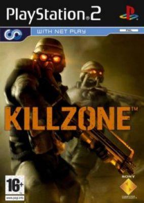 Copertina del gioco Killzone per PlayStation 2
