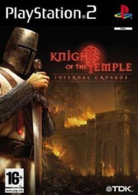 Copertina del gioco Knights of the Temple - Infernal crusade per PlayStation 2