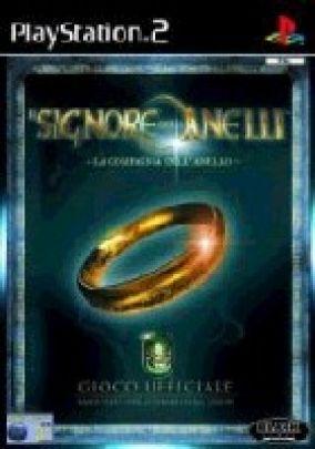 Copertina del gioco Il signore degli anelli - La compagnia dell'anello per PlayStation 2