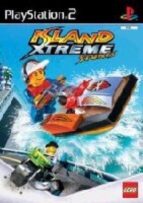Copertina del gioco Island Extreme Stunts (LEGO) per PlayStation 2