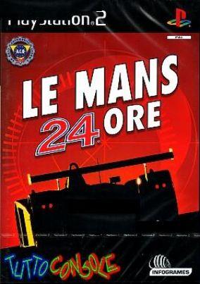 Copertina del gioco Le mans 24 ore per PlayStation 2