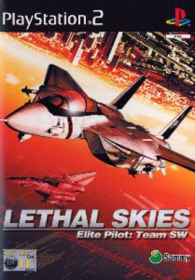 Immagine della copertina del gioco Lethal Skies per PlayStation 2