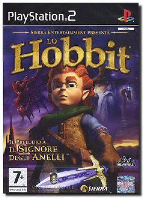 Copertina del gioco Lo Hobbit per PlayStation 2