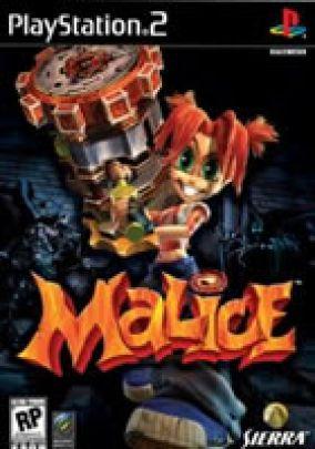 Copertina del gioco Malice per PlayStation 2