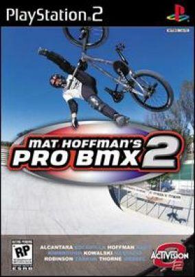 Copertina del gioco Mat Hoffman's Pro BMX 2 per PlayStation 2