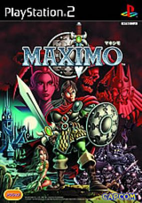 Copertina del gioco Maximo per PlayStation 2