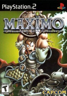 Copertina del gioco Maximo:Ghost of glory per PlayStation 2