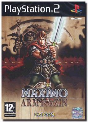 Copertina del gioco Maximo Vs The Army of Zin per PlayStation 2