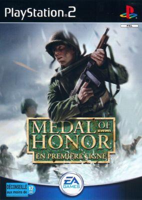 Copertina del gioco Medal of Honor: Frontline per PlayStation 2