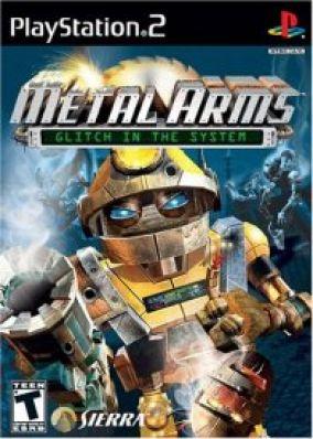 Copertina del gioco Metal arms glitch in the system per PlayStation 2