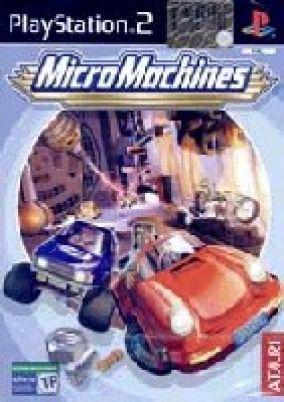 Immagine della copertina del gioco Micro Machines per PlayStation 2