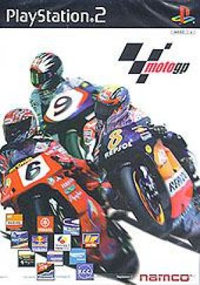 Copertina del gioco Moto gp per PlayStation 2