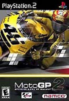 Copertina del gioco Moto gp 2 per PlayStation 2