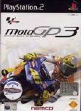 Immagine della copertina del gioco Moto gp 3 per PlayStation 2