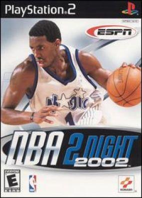 Copertina del gioco ESPN NBA 2Night per PlayStation 2