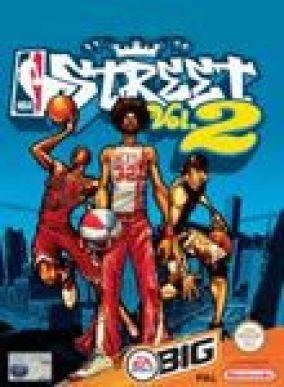 Copertina del gioco NBA Street  vol. 2 per PlayStation 2