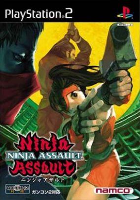 Copertina del gioco Ninja assault per PlayStation 2