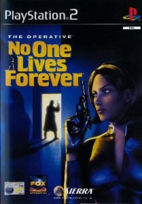 Copertina del gioco No one lives forever per PlayStation 2