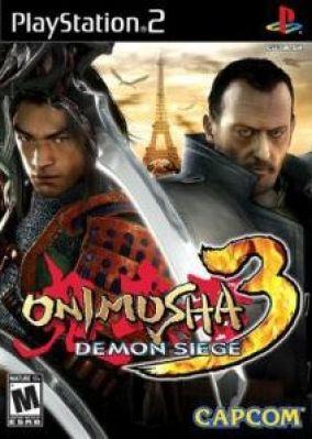 Copertina del gioco Onimusha 3: Demon Siege per PlayStation 2