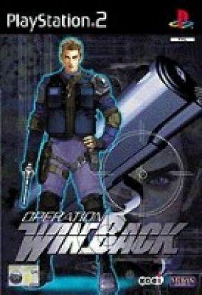 Copertina del gioco Operation Winback per PlayStation 2