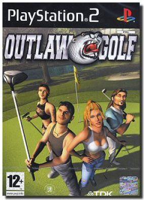 Copertina del gioco Outlaw Golf per PlayStation 2