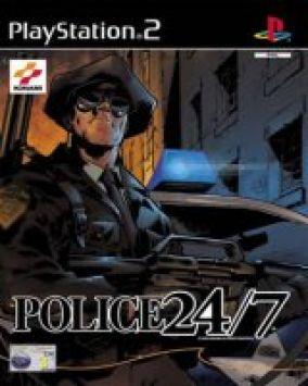 Copertina del gioco Police 24-7 per PlayStation 2