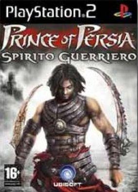 Copertina del gioco Prince of Persia: Spirito Guerriero per PlayStation 2