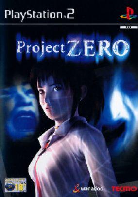Immagine della copertina del gioco Project Zero per PlayStation 2