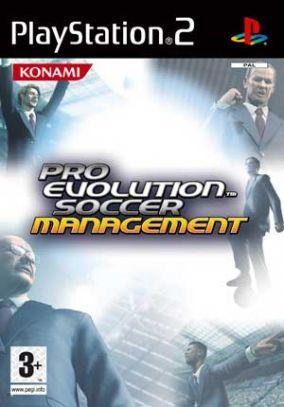 Copertina del gioco Pro Evolution Soccer Management per PlayStation 2