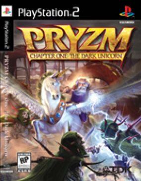 Immagine della copertina del gioco Pryzm Chapter One: The Dark Unicorn per PlayStation 2
