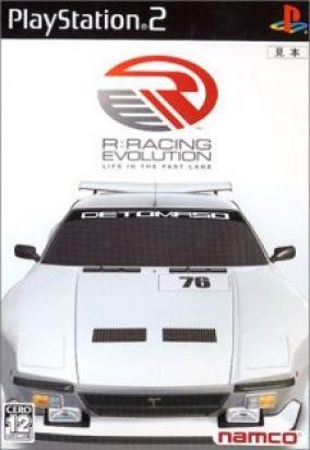 Copertina del gioco R:Racing per PlayStation 2