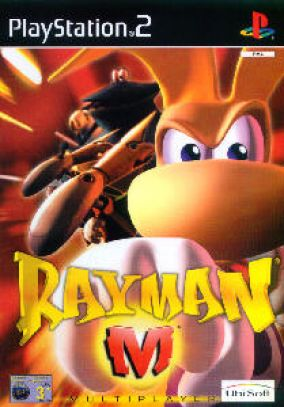Copertina del gioco Rayman M per PlayStation 2