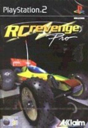 Copertina del gioco RC Revenge pro per PlayStation 2